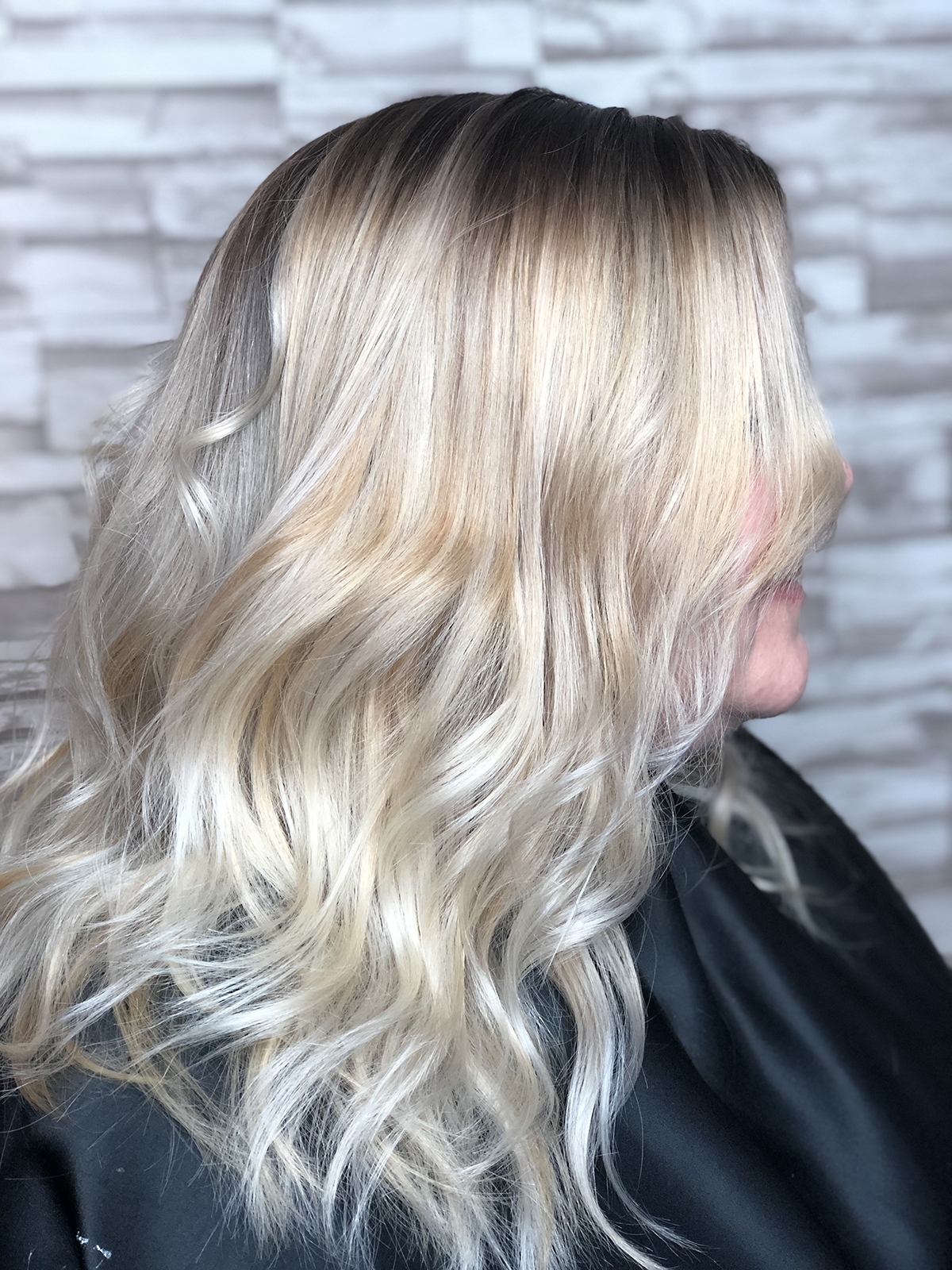 Ombre, Blond Highlights and Balayage