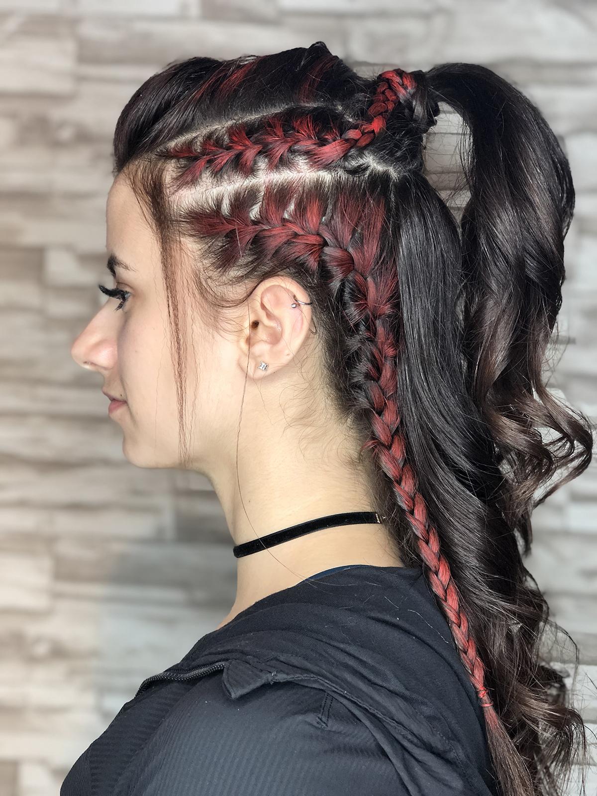 Tacoma Braids and Hair Coloring